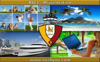 RICI -  Präsentation