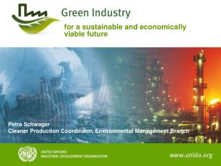 for a sustainable and economically viable future
