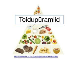 Toidupüramiid