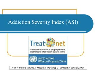 Addiction Severity Index (ASI)