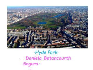 �Hyde Park�