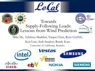 Towards  Supply-Following Loads: Lessons from Wind Prediction