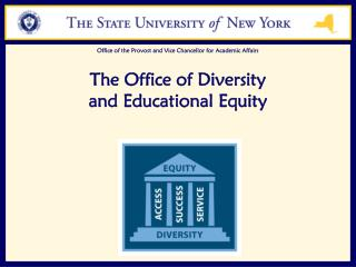 New York�s Diversity Is SUNY�s Strength