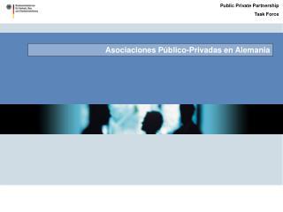 Asociaciones Público-Privadas en Alemania