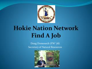 Hokie Nation Network Find A Job
