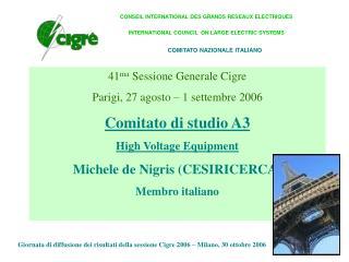 COMITATO NAZIONALE ITALIANO
