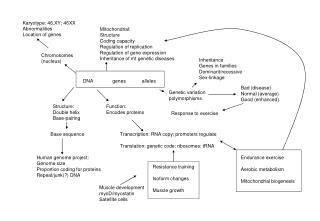 DNAgenesalleles