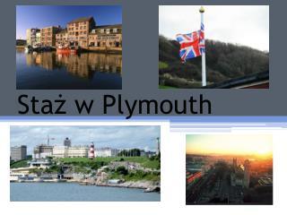 Staż w Plymouth