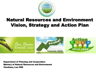 Environmental Impact Assessment EIA and Strategic Environmental Assessment SEA:  Tools for Mainstreaming Environmental S