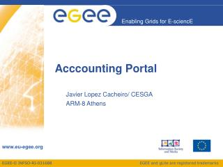 Acccounting Portal