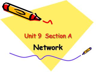 Unit 9  Section A