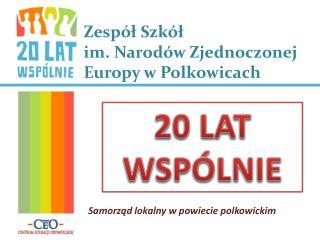 Zespół Szkół  im. Narodów Zjednoczonej Europy w Polkowicach