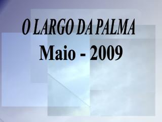 O LARGO DA PALMA