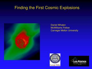 Finding the First Cosmic Explosions