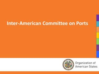 Inter-American Committee on Ports