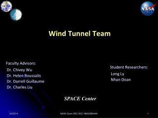 Wind Tunnel Team