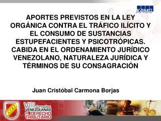 Juan Cristóbal Carmona Borjas
