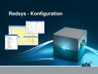 Redsys - Konfiguration