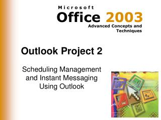 Outlook Project 2