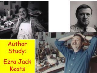 Author Study: Ezra Jack Keats