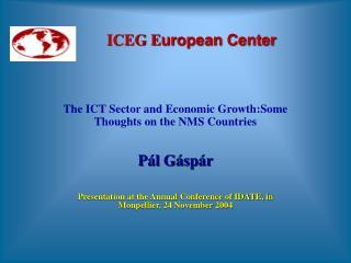 ICEG E uropean Center