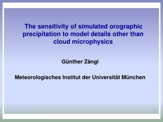 Cloud microphysics