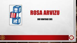 Rosa  arvizu