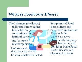 FOOD SANITATION AND SAFETY PREVENTING FOOD BORNE ILLNESS