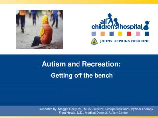 Autism and Recreation: