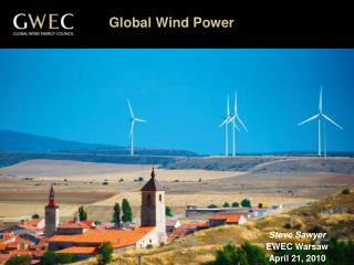 Global  Wind Power