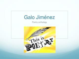 Galo Jiménez