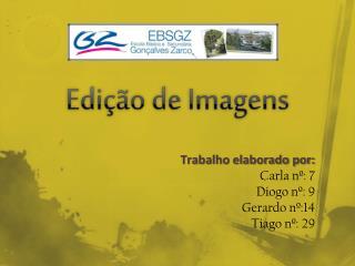 Edição de Imagens
