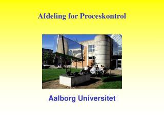 Afdeling for Proceskontrol