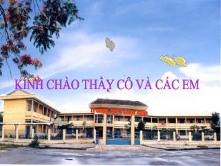 Truong THPT Cam Binh