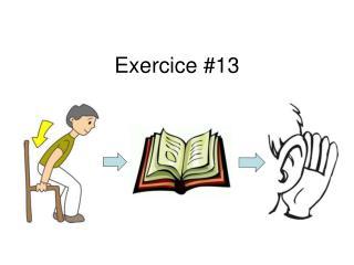 Exercice #13