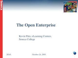 The Open Enterprise