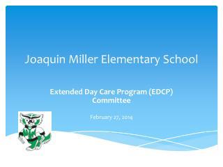 Joaquin Miller Elementary School