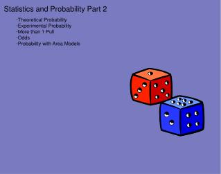 Statistics and Probability Part 2