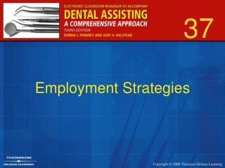 Employment Strategies