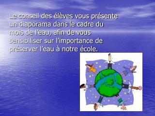 Conseil des élèves 2010-2011