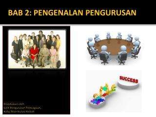 Disediakan oleh : Unit  Pengurusan Perniagaan , Kolej Matrikulasi  Kedah