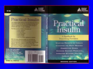 Mimicking Nature The Basal/Bolus Insulin Concept