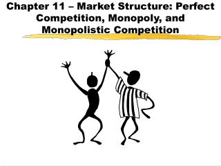 Chapter 11 – Market Structure: Perfect Competition, Monopoly, and Monopolistic Competition