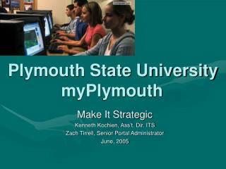 Plymouth State University  myPlymouth