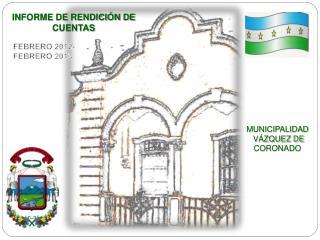 INFORME DE RENDICIÓN DE CUENTAS