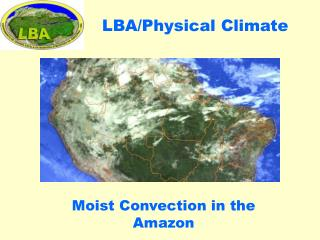 LBA/Physical Climate
