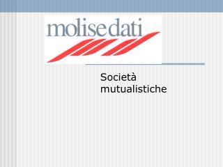 Società mutualistiche