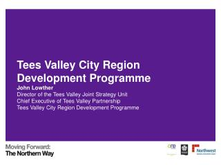 Tees Valley City Region Development Programme