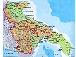 Regione Puglia Classificazione del territorio