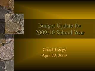 Budget Update for 2009-10 School Year